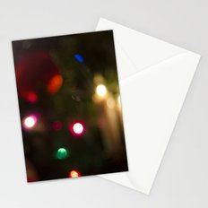 Ornamental Bokeh Stationery Cards