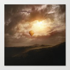 Hope, from the Sun II Canvas Print