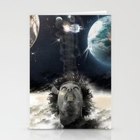 Star Gaze Stationery Cards