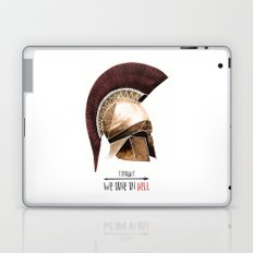 Tonight we dine in hell Laptop & iPad Skin