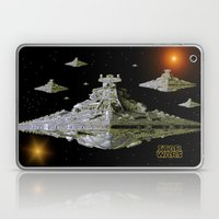 Galactic Battle Cruisers… Laptop & iPad Skin