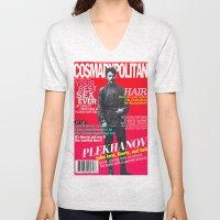 COSMARXPOLITAN, Issue 15 Unisex V-Neck