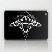 Geometric Moth 2 Laptop & iPad Skin