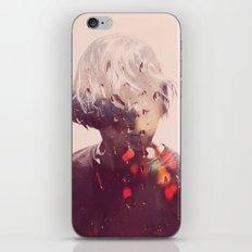 Showers (Double Exposure) iPhone & iPod Skin