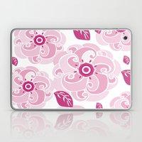 Twirly Rose Laptop & iPad Skin