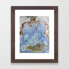 Implosion Framed Art Print