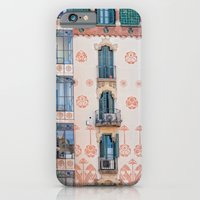Surreal house in Barcelona. iPhone 6 Slim Case