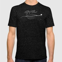 McLaren GTR Graphic Mens Fitted Tee Tri-Black SMALL