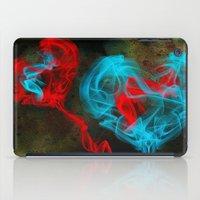 Two Hearts iPad Case