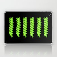 green pasta IV Laptop & iPad Skin