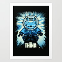 That Thing Art Print
