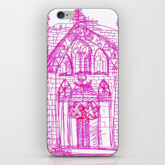 Building sketch iPhone & iPod Skin
