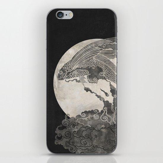 Ocean Moon  iPhone & iPod Skin