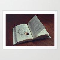 DREAM PAGES Art Print