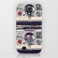 Galaxy S4 Cases featuring COLOR BLINDNESS by Huebucket