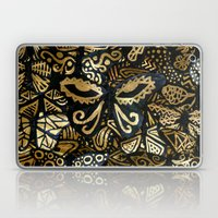 Swarm of the Butterflies Laptop & iPad Skin
