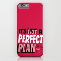 Not a Perfect Plan iPhone 6 Slim Case