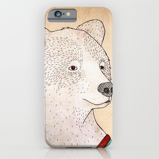 Señor Oso iPhone & iPod Case