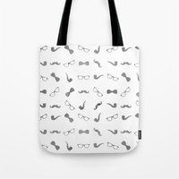 This Ain't No Hipster S**t Tote Bag