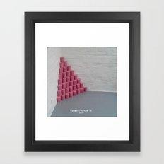 Variation Number 15 (photo) Framed Art Print
