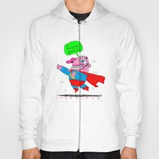 love will save the world Hoody