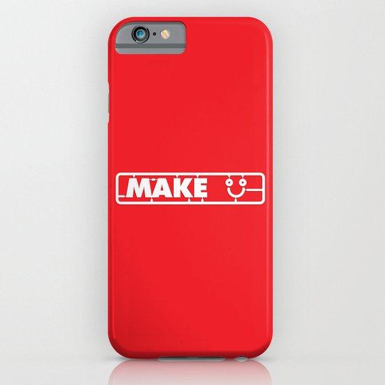 Make People Happy iPhone & iPod Case