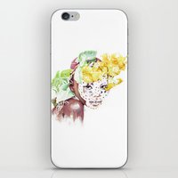 Etiopia iPhone & iPod Skin