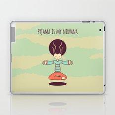 pyjama is my nirvana Laptop & iPad Skin