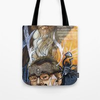 Psychoactive Bear 1 Tote Bag