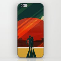 THE MOONS OF MARS - Phob… iPhone & iPod Skin