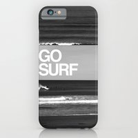 iPhone & iPod Case featuring Go Surf by TinyBison