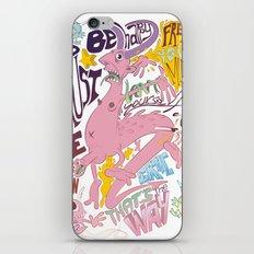 Devil's Tips iPhone & iPod Skin