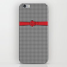 Houndstooth (Pepita) iPhone & iPod Skin