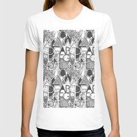 alphabet T-shirts featuring Alphabet by Clare Corfield Carr