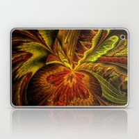 Autumn Orchid Laptop & iPad Skin