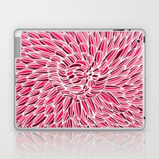 Fuchsia Chrysanthemum Laptop & iPad Skin