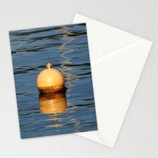 Mooring buoys 016 Stationery Cards