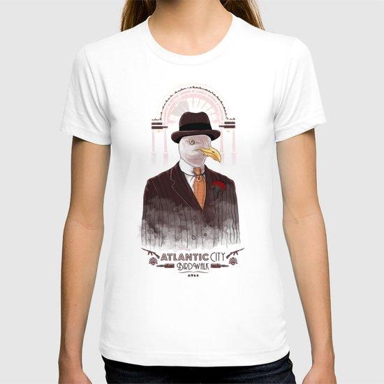 BIRDwalk Empire T-shirt