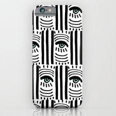 Graphic Eyes Slim Case iPhone 6s