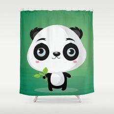 Panda Shower Curtain