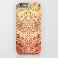 iPhone & iPod Case featuring koi by Monty