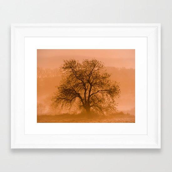 The Promise of Dawn Framed Art Print