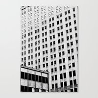 URBAN ABSTRACT 3 Canvas Print