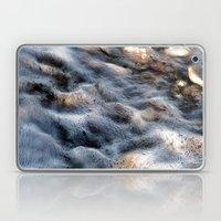 Wavy Sea Laptop & iPad Skin