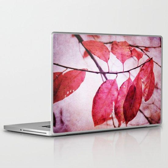 Winter's Breath is coming Laptop & iPad Skin