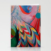 Axis Mundi Stationery Cards