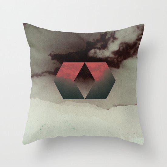 \/ Throw Pillow