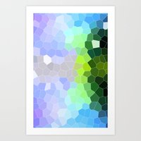 Spring Discovery  Art Print