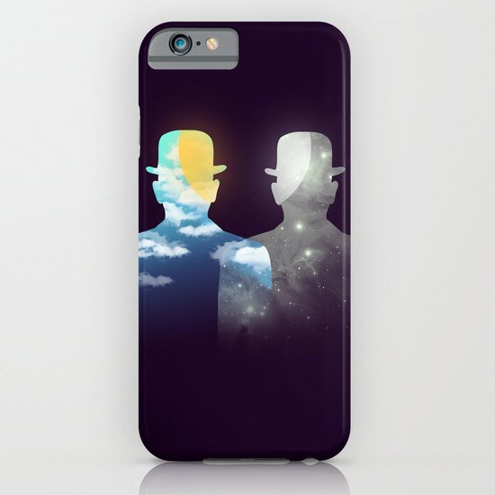 Of Day and Night iPhone & iPod Case