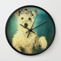 Le Queen Wall Clock